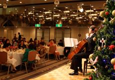 クリスマスディナー&コンサート